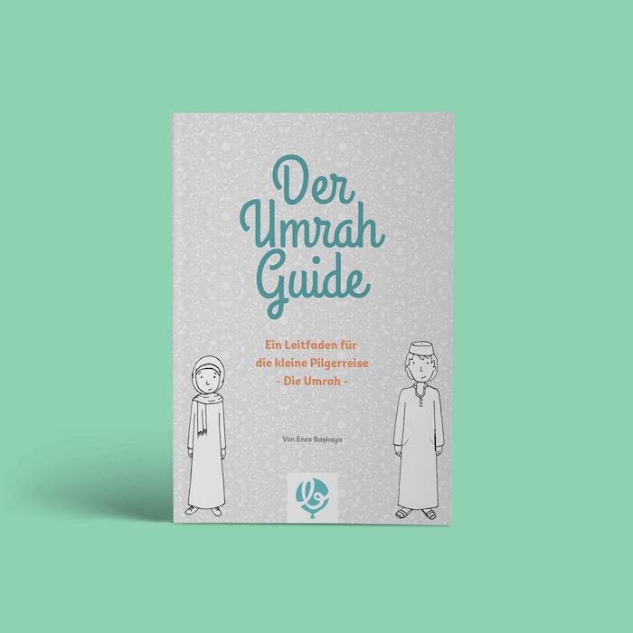 """Bild vom Buch """"Der Umrah Guide - Ein Leitfaden für die kleine Pilgerreise"""""""